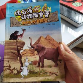 沈石溪动物探索营——撒哈拉沙漠探险