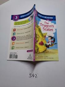 The Dragon's Scales(Step into Reading, step3)[怪物巨龙]