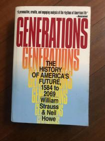 Generations:The History of America's Future, 1584 to 2069
