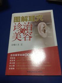 图解耳穴诊治与美容