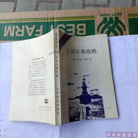 大国军事战略(当代世界知识丛书)