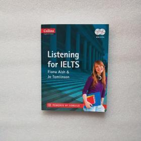 Collins Listening for IELTS(含1张光盘)