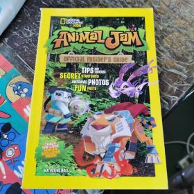 ANIMAL JAM : official insider's guide