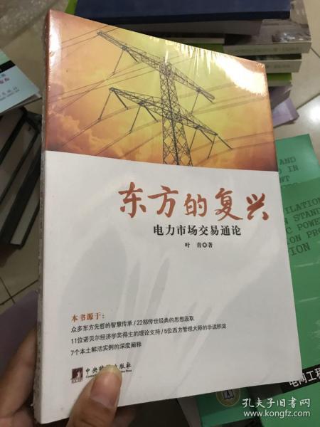 东方的复兴:电力市场交易通论