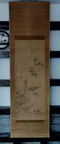 清中,日本画家,金子金陵