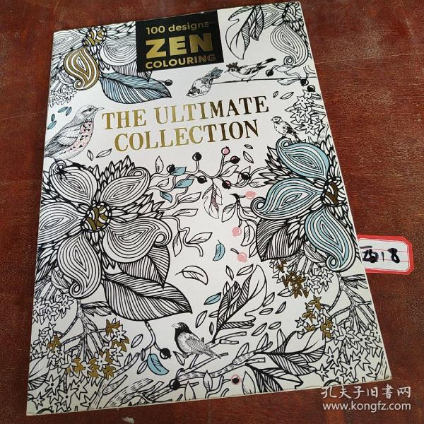 ZenColouring-TheUltimateCollection