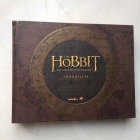 The Hobbit: An Unexpected Journey: Chronicles 霍比特人:意外旅程  霍比特人 官方原画设定集 英文原版   精装