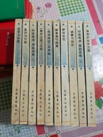 民国杂文大系 10册全