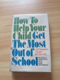 HOW TO HELP YOUR CHILD GET THE MOST OUT OF SCHOOL