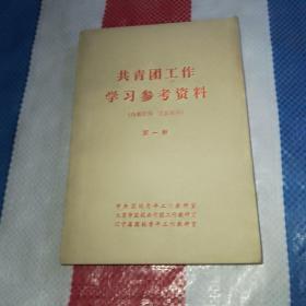 共青团工作学习参考资料(第一册)