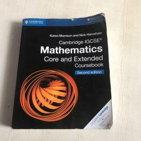 Mathematics Core and Extended Coursebook