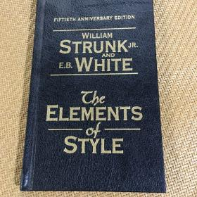 Elements of Style,The:50th Anniversary Edition风格的要素:50周年纪念版