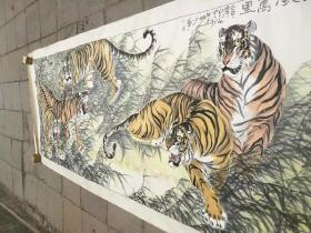 姚少华 作品保真 巨幅作品 47平尺