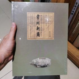 新石器时代文化遗址发掘报告:常州新岗