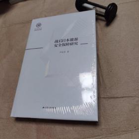 战后日本能源安全保障研究(百年南开日本研究文库18,精装版)