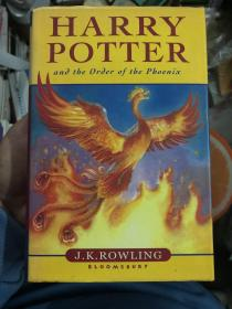 Harry Potter and the Order of the Phoenix 精装