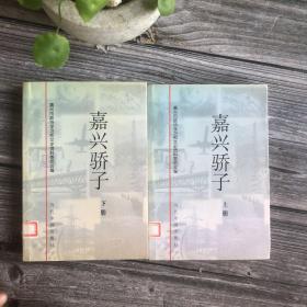 嘉兴市文史资料.第六辑.嘉兴骄子 上下册