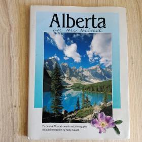 Alberta(阿尔伯塔省风光画册)