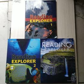 reading explorer1.2.3