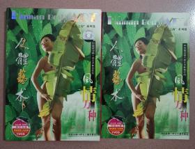 人体艺术风情万种(画册十VCD)