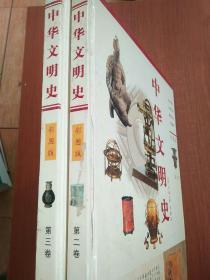 中华文明史(第二卷,第三卷)