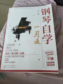 钢琴自学一月通