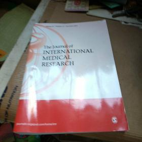 The Journal of INTERNATIONAL MEDICAL RESEARCH