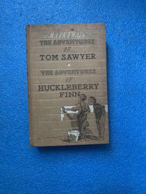 (1960年初版)  the adventures of tom sawyer (英文原版)