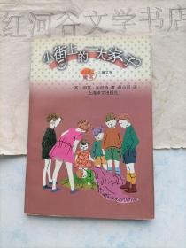 译文童书系列·儿童文学---小街上的一大家子:和他们一人一个历险故事