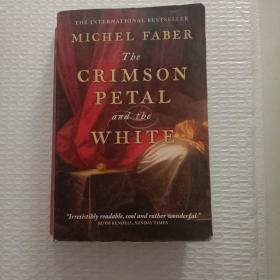 英文原版绛红雪白的花瓣米歇尔法柏The Crimson Petal And The White Michel Faber英剧原著小说