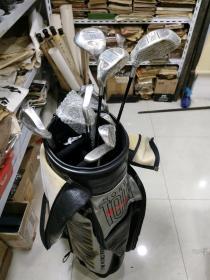 高尔夫球杆  11支(未开封 未使用)