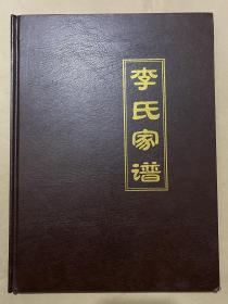 李氏家谱   云南省德宏州盈江县