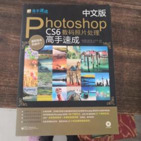 中文版Photoshop CS6数码照片处理高手速成(附光盘)