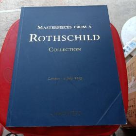 佳士得 Masterpieces from a Rothschild Collection London