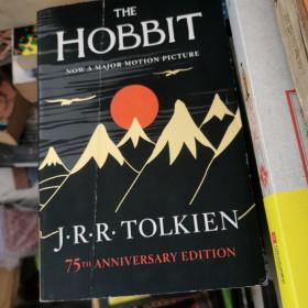 The Hobbit; or, There and Back Again:75th Anniversary Edition(大开本,不是口袋版)