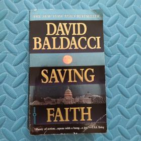 DAVID BALDACCI SAVING FAITH