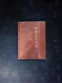 甲骨文字形表(增订版)