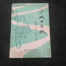 武术秘笈:少林十三抓