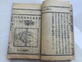 稀见的《笠翁偶集(居室部)》一册,内容包括房屋营建的各种注意事项、各式窗户的做法、名式联匾的做法等
