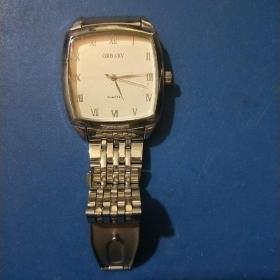 ORBARY男式方型腕表(腕表273)