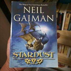 Stardust[星尘] Neil Gaiman 尼尔盖曼 科幻经典 英文原版无笔记划线