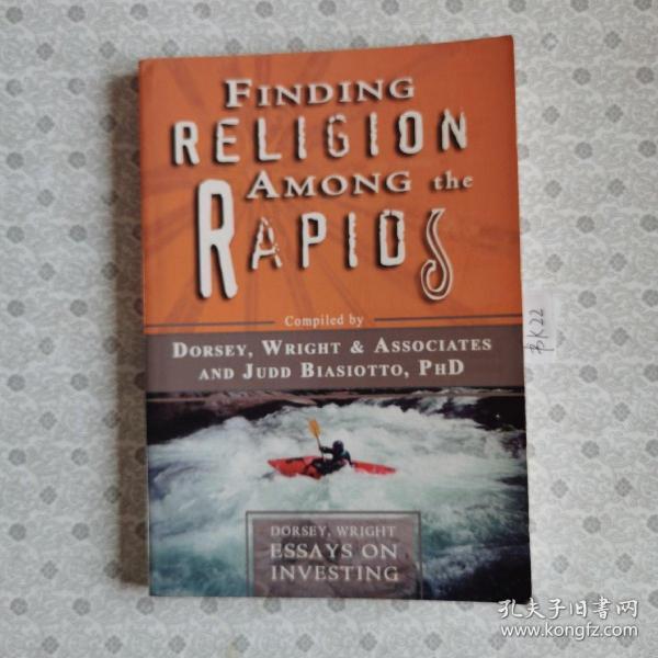 32开英文原版 Finding religion among the rapios