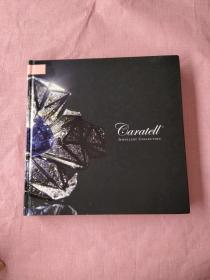 CARATELL JEWELLERY COLLECTION (caratell珠宝系列)馆藏书 精装20开
