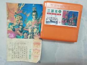 游戏卡带  (三国志 3 .梦幻模拟战2  等12种合售 )