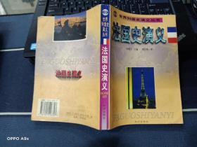 世界列国史演义丛书:法国史演义