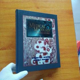 MEDICAL MYCOLOGY and HUMAN MYCOSES  大16开 精装【内页干净】