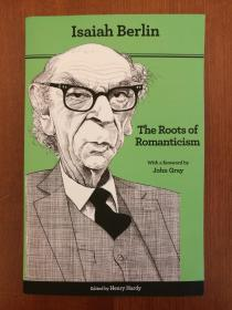 The Roots of Romanticism (2nd Edition)(现货,实拍书影)