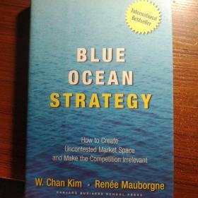 Blue Ocean Strategy(书里前一页有笔画)