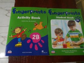 fingerprints 2本合售 有4张光盘