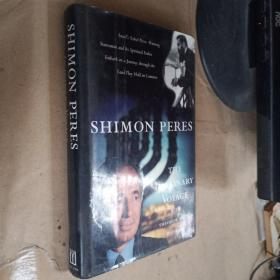 HIMON PERES THE NEW MIDDLE EAST  精装 英文原版书